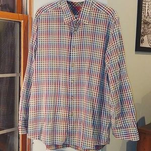 Marcello Sport cotton shirt